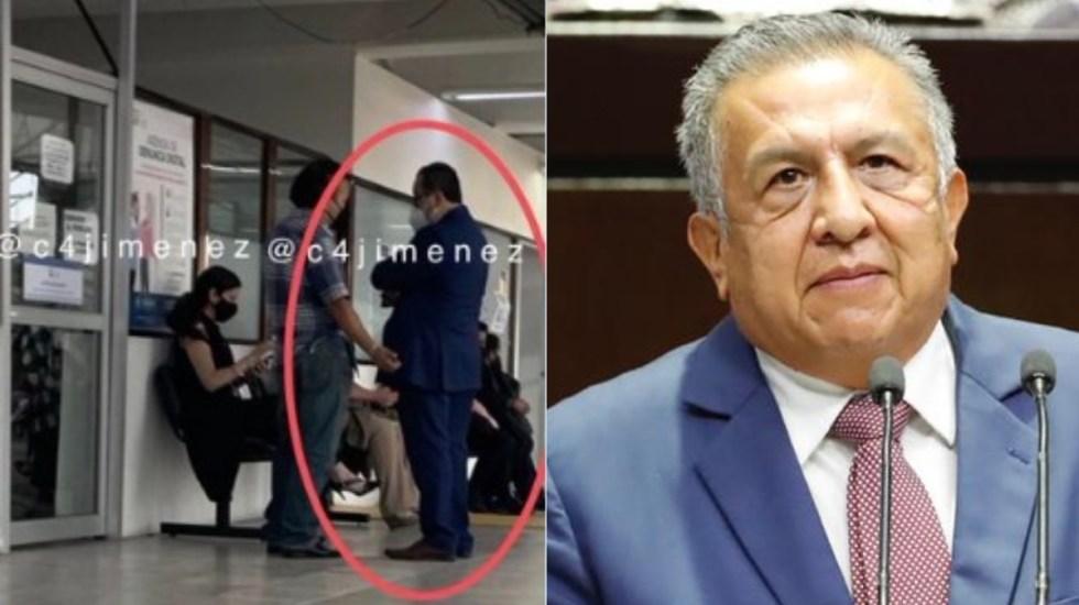 Liberan al diputado de Morena, Benjamín Huerta, acusado de intento de abuso  sexual contra un menor