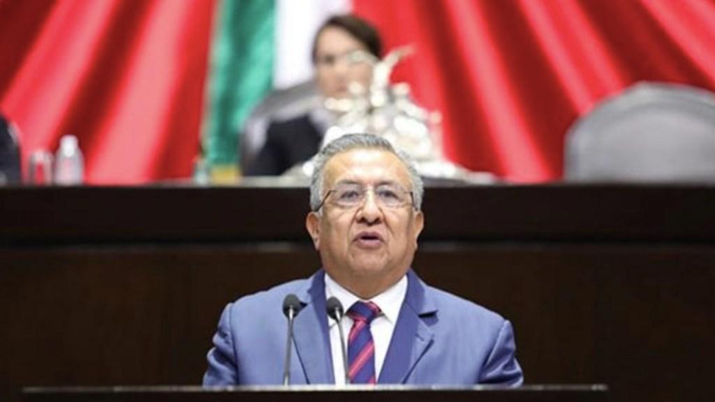 Menor que denunció al diputado Saúl Huerta por abuso padece depresión - Benjamín Saúl Huerta Corona. Foto de Telediario