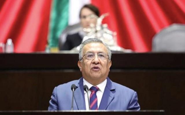 Buscarán que se reconfigure delito imputado a Saúl Huerta Corona - Benjamín Saúl Huerta Corona. Foto de Telediario