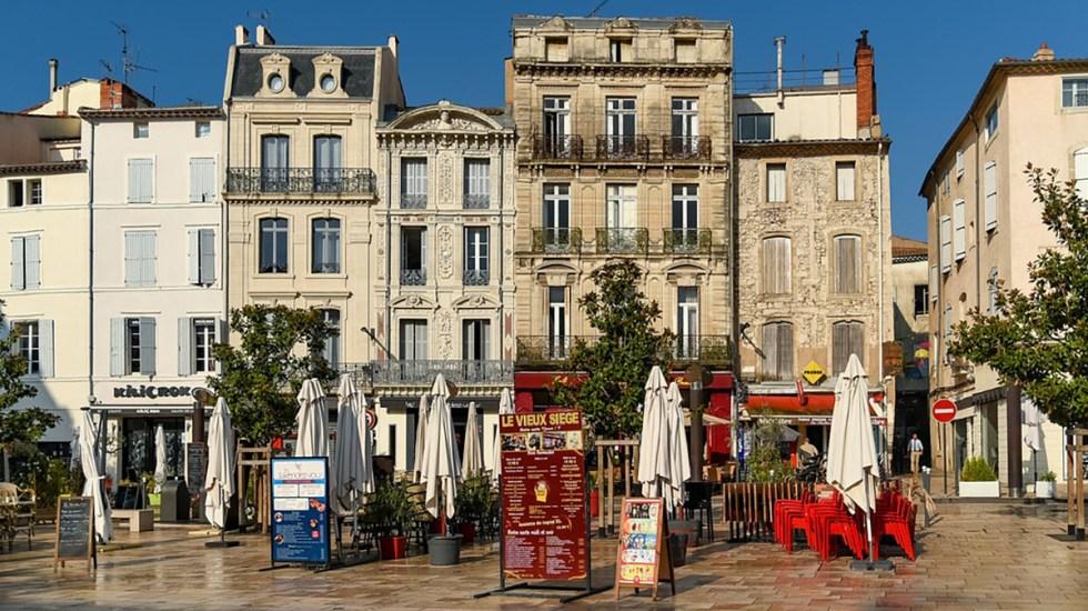 Detienen a 5 mujeres durante operativo contra el terrorismo en Francia - Béziers, Francia