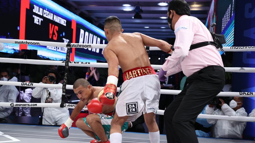 El réferi de boxeo, por Mauricio Sulaimán - boxeo referi box