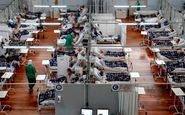 Brasil rebasa las 470 mil muertes por COVID-19 - Brasil coronavirus covid19 hospital variantes casos globales