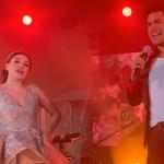 #Video Carlos Rivera ofrece concierto en fiesta de XV años en Mazatlán