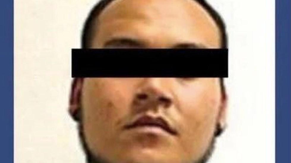 Declaran culpable a exchofer de Cabify por feminicidio de Mara Fernanda Castilla - Ricardo Alexis Díaz, presunto feminicida de Mara Fernanda. Foto de Fiscalía Puebla