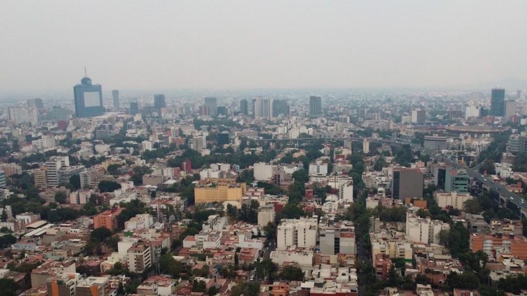 Suspenden doble 'Hoy No Circula' en el Valle de México - Suspenden la contingencia ambiental en el Valle de México. Foto de EFE