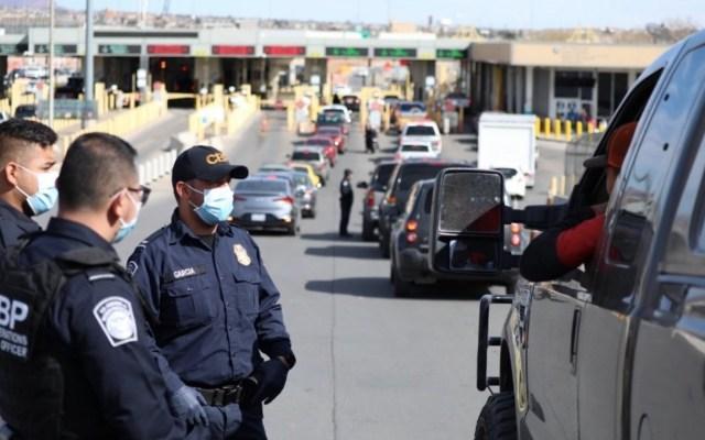 Frontera norte reabrirá a actividades no esenciales el próximo 8 de noviembre, confirma Ebrard - Casa Blanca frontera México Estados Unidos