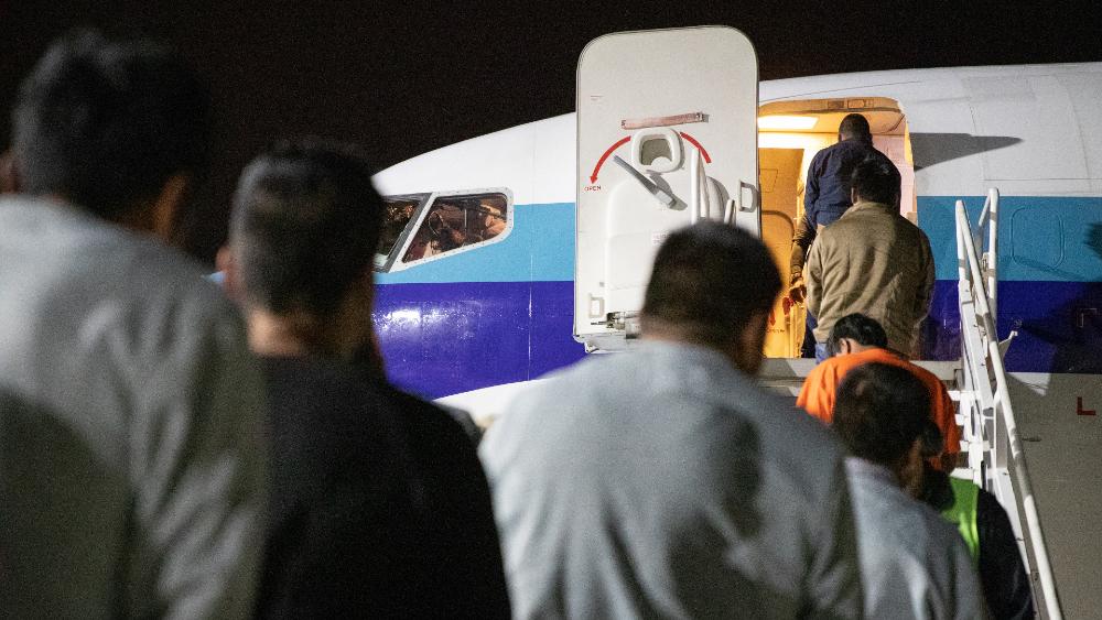 CNDH pide medidas en favor de deportados desde EE.UU. - deportaciones deportados EEUU migrantes mexicanos