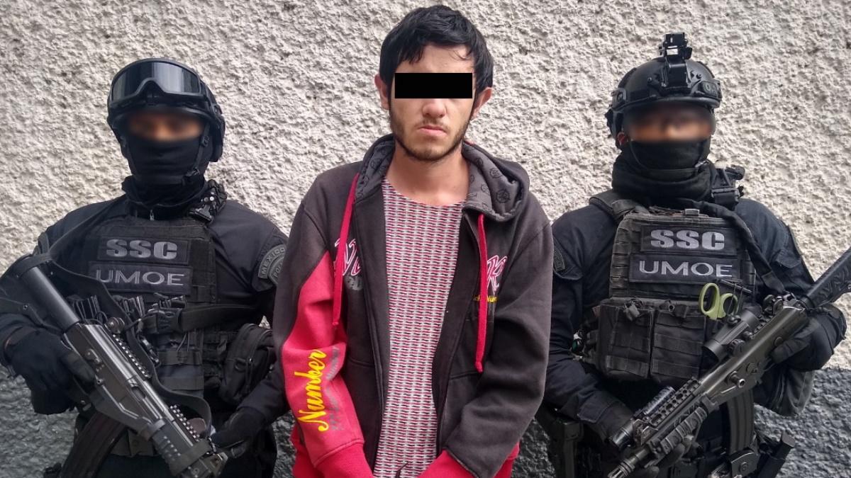 SSC capitalina cumplimenta en Yucatán primera detención por