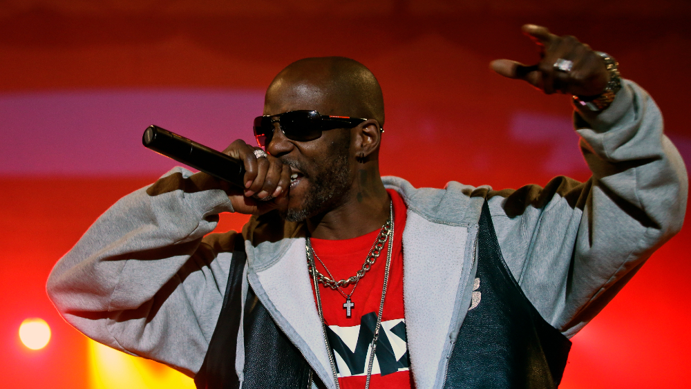 El rapero DMX, en estado grave por un infarto tras supuesta sobredosis - DMX Earl Simmons