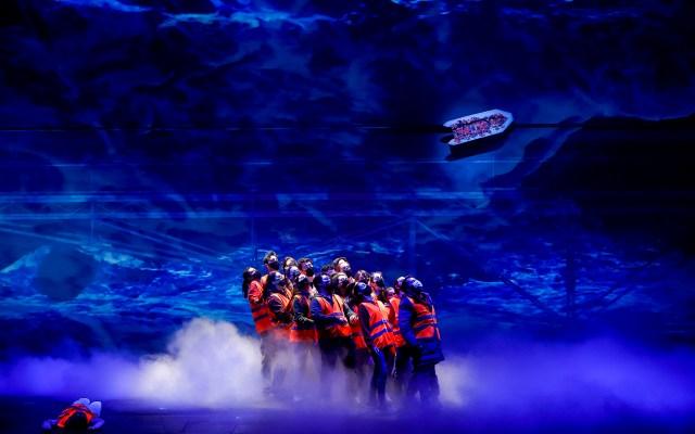 """Ensayo de la ópera """"El monstre al laberint"""" - El Gran Teatre del Liceu estrena"""
