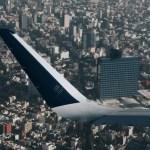 Hay al menos tres incidentes al día por rediseño del espacio aéreo en el Valle de México