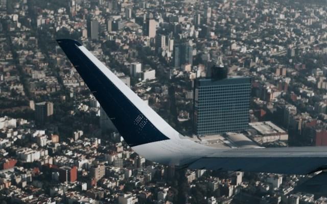 Suprema Corte rechaza intervenir en disputa por rediseño del espacio aéreo - El rediseño del espacio aéreo en el Valle de México. Foto Especial
