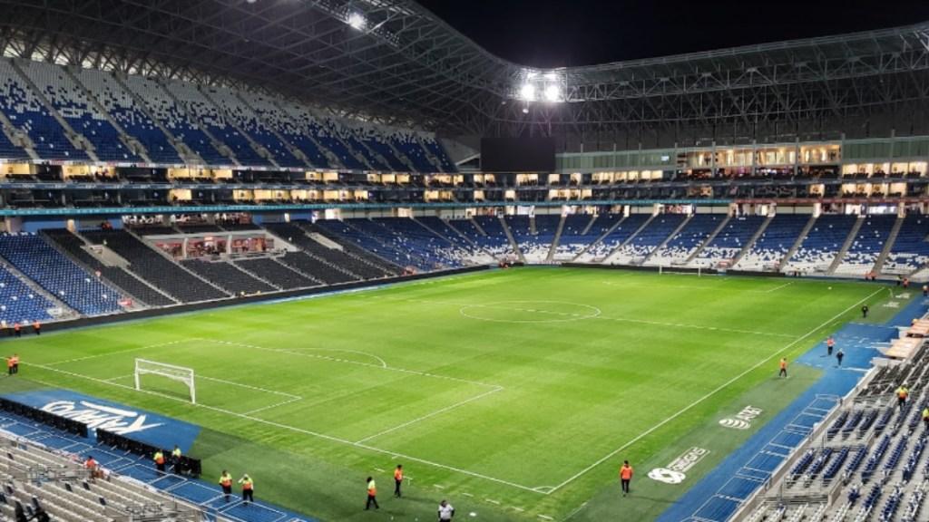 Reabren estadios en Nuevo León; Tigres y Rayados podrán recibir aficionados - Estadio Rayados Monterrey