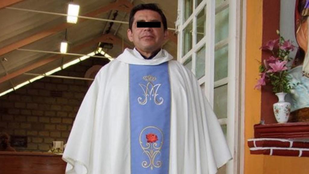 Francisco Javier Bautista padre sacerdote
