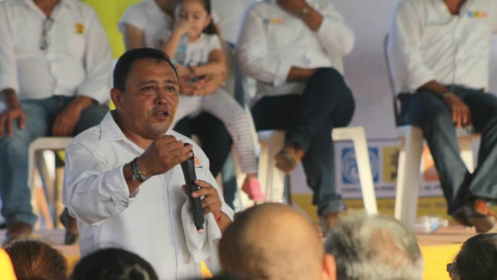 Denuncian irregularidades en detención de candidato a alcalde en Veracruz - Gregorio Gómez Martínez. Foto de Facebook Goyo Gómez