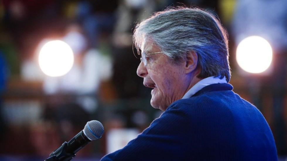 Lasso, un exbanquero que llega a presidente de Ecuador en su tercer intento - Guillermo Lasso Ecuador presidente aspirante candidato 2