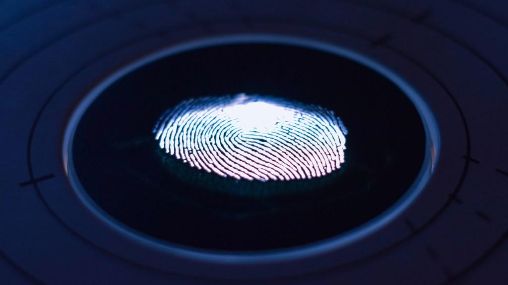 Padrón de celulares con datos biométricos arriesga protección de datos personales, advierte Inai - Huella dactilar.  Foto de George Prentzas / Unsplash