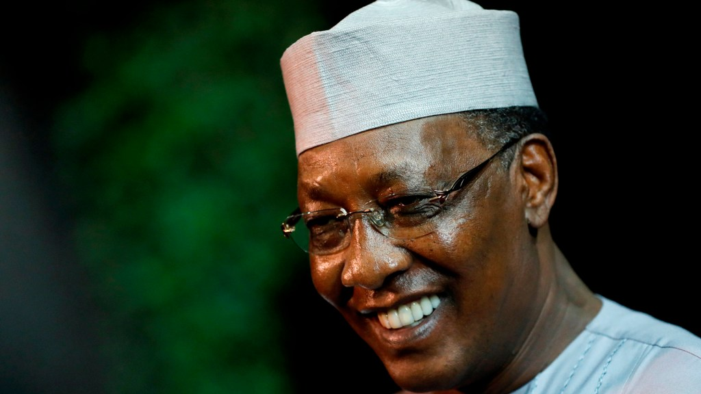 Murió el presidente de Chad, Idriss Deby, por heridas sufridas en batalla contra rebeldes - El presidente de Chad, Idriss Deby. Foto de EFE / Archivo