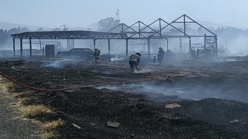 Incendios afectan Cuajimalpa, Xochimilco y Tláhuac en la Ciudad de México - Incendios tláhuac Ciudad de México
