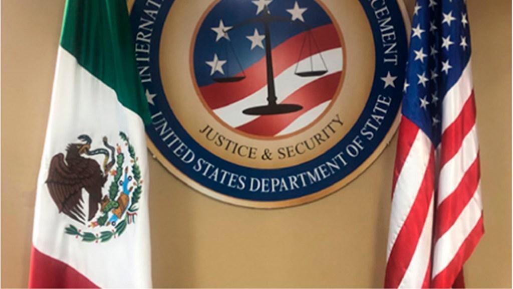 Estados Unidos incluye a México en lista de países tránsito para el narcotráfico - Foto alusiva a la cooperación en la lucha antidrogas entre México y Estados Unidos, entre ellas, la Iniciativa Mérida. Foto de GAO.gov.