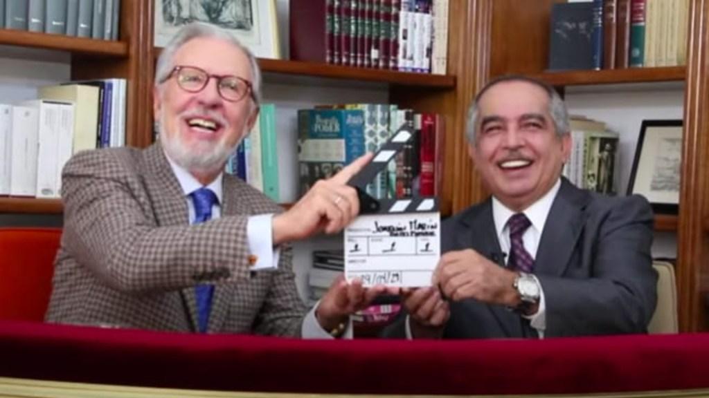 'Joaquín, Marín de do pingüé' y 'Operación mamut' - Joaquín López-Dóriga y Carlos Marín