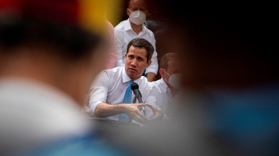 Guaidó dijo que pago del plan Covax es fruto de la presión..