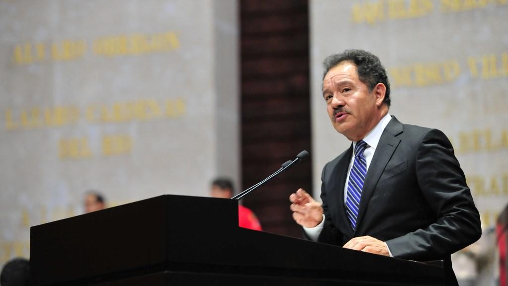 Ignacio Mier reconoce error en declaración sobre diputado Saúl Huerta; ofrece disculpa pública - Ignacio Mier. Foto de Cámara de Diputados