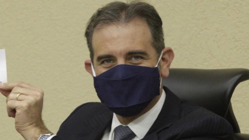 """No nos vamos a dejar amedrentar"": Lorenzo Córdova a Salgado Macedonio - Lorenzo Córdova"