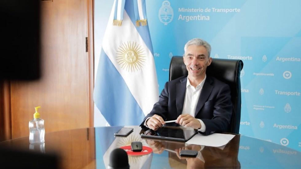 Murió en accidente automovilístico ministro de Transporte de Argentina - Murió en accidente automovilístico, Mario Meoni, ministro de Transporte de Argentina. Foto de Twitter Mario Meoni