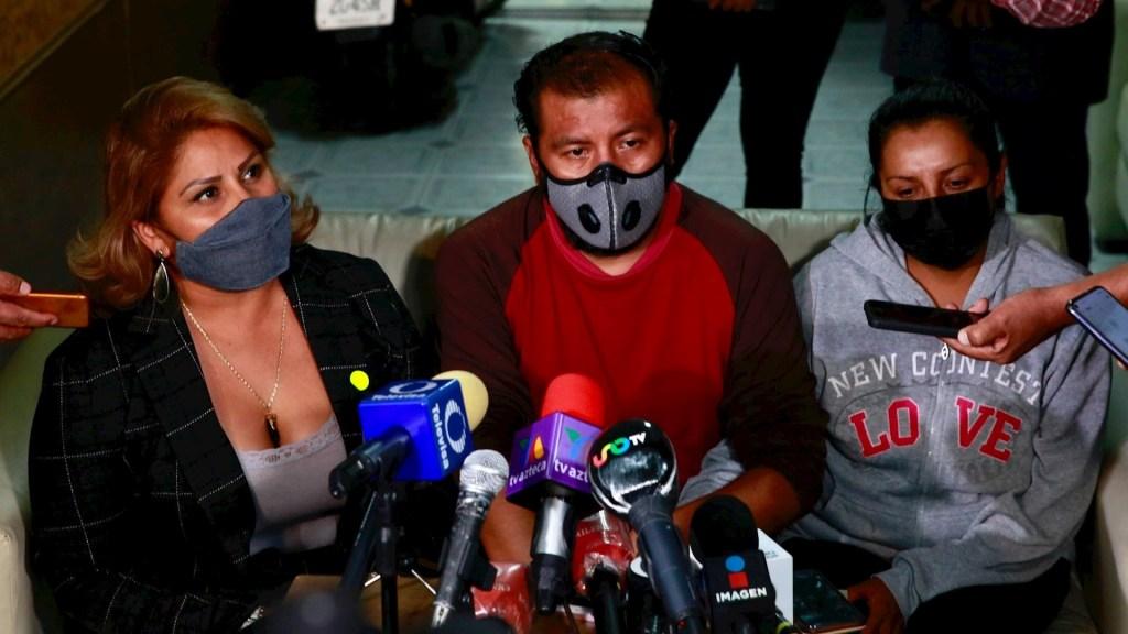 Salió de hospital psiquiátrico menor que denunció al diputado Saúl Huerta por abuso - Menor Saúl Huerta padres abuso sexual México