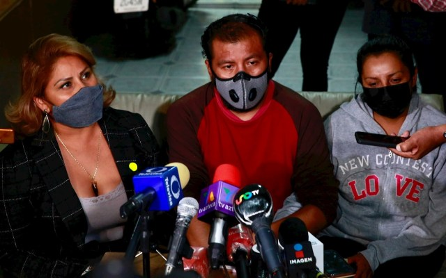 Madre de menor que denunció a Saúl Huerta asegura que sí existen pruebas de violación - Menor Saúl Huerta padres abuso sexual México