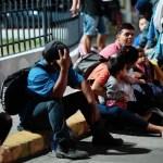 EE.UU., México y Guatemala han deportado a más de mil menores hondureños - Más de mil menores hondureños han sido deportados de México, Estados Unidos y Guatemala. Foto de EFE