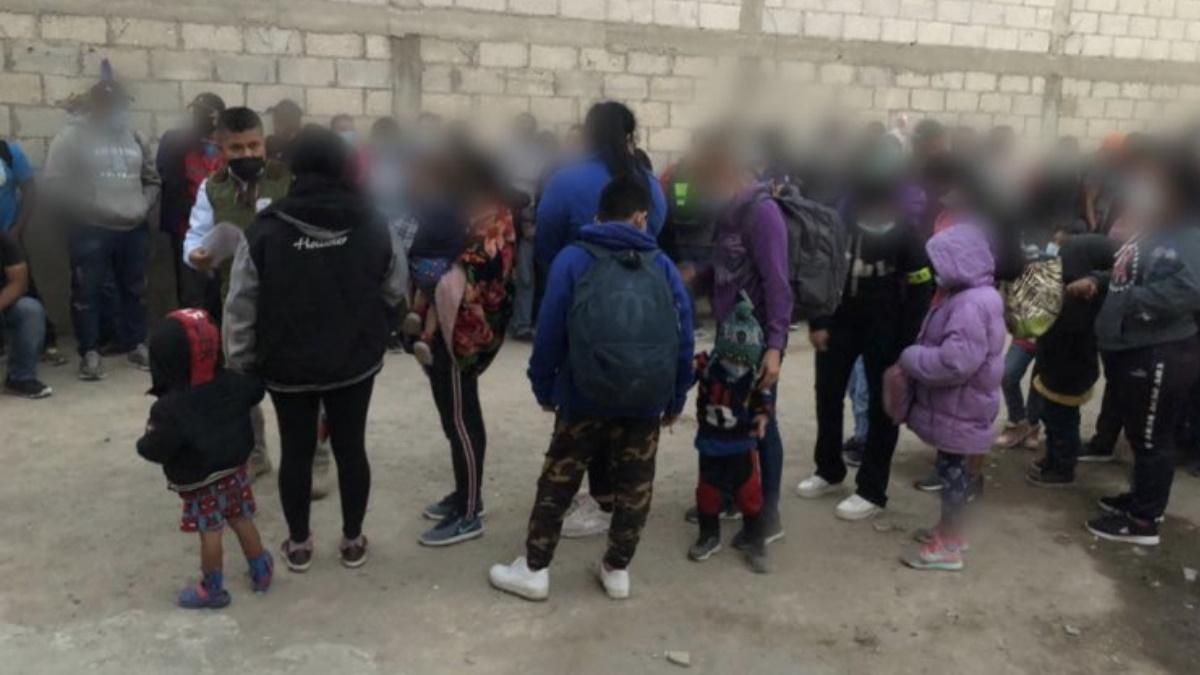 Migrantes Tlaxcala centroamericanos