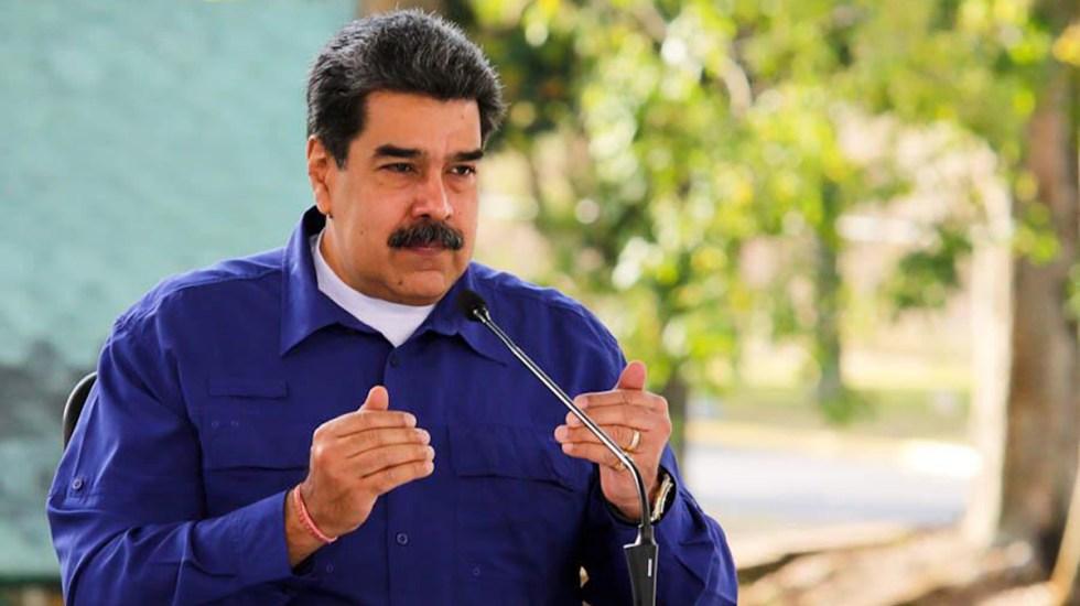 Cártel de Sinaloa apoya dictadura de Nicolás Maduro, acusa el líder opositor Leopoldo López - Nicolás Maduro. Foto de @NicolasMaduro