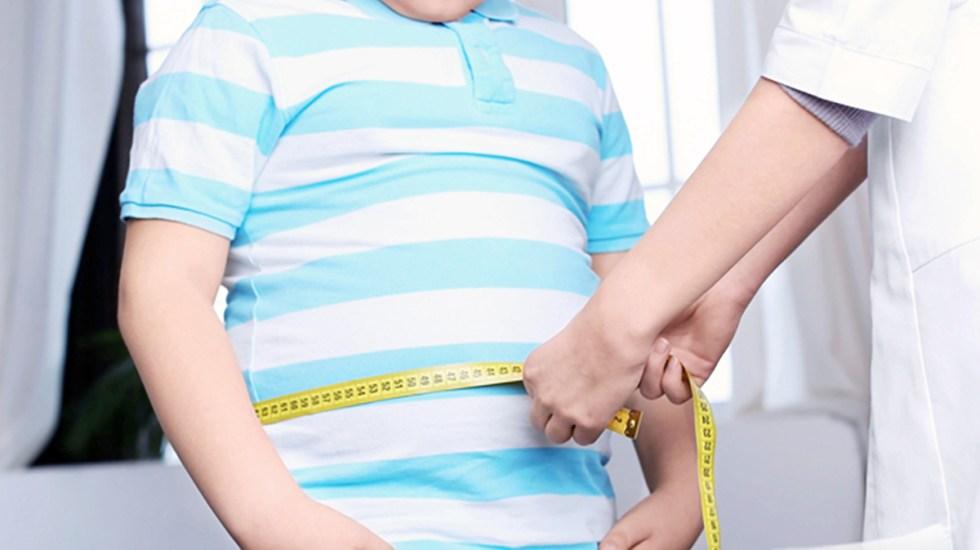 Niños con sobrepeso u obesidad se ven amenazados por la pandemia de COVID-19 - Obesidad infantil. Foto de Siegfried Rhein