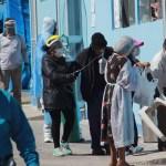 Doce muertos por COVID-19 en hospital peruano desabastecido de oxígeno