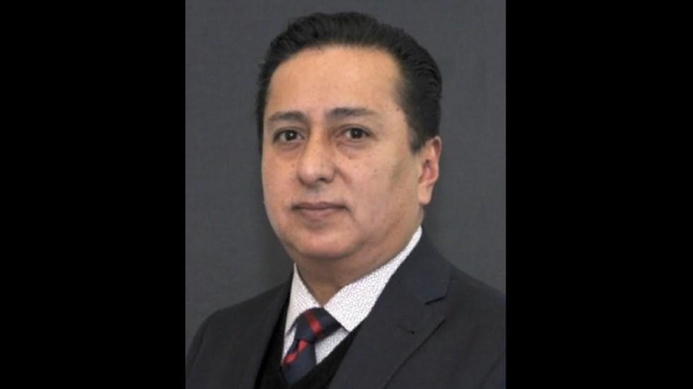 "FGJ CDMX separa a funcionario por ""saltarse la fila"" en la vacuna - Pedro Abelardo Faro Padrón Coyoacán FGJ CDMX"