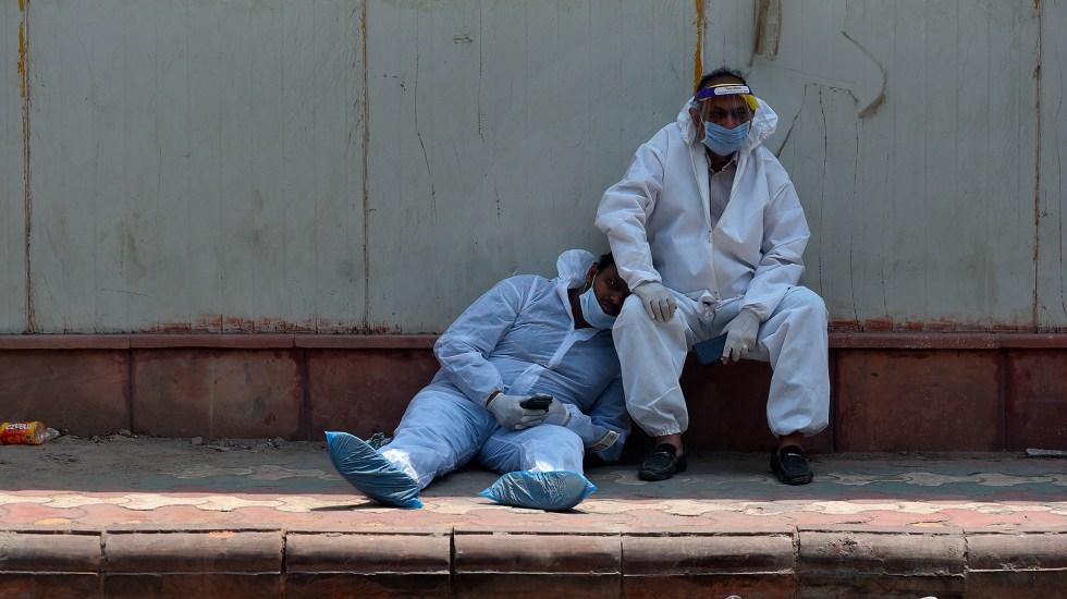El mundo supera los 150 millones casos de COVID-19: OMS - India coronavirus covid-19 casos