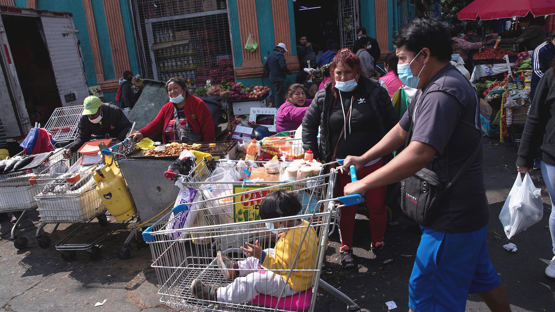 Balance nacional Covid-19: Chile superó los 8 mil casos nuevos