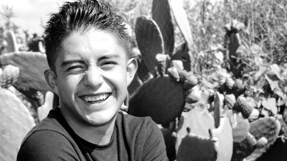 Localizan cuerpo de Raúl Ferreyra García, joven desaparecido hace más de un mes en Estado de México - El joven Raúl Ferreyra García. Foto de Facebook Te buscamos Raúl