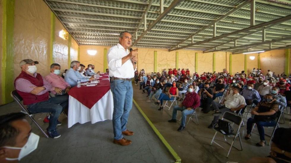 TEPJF perfila devolver al INE resolución sobre candidatura de Raúl Morón; pide no quitarle registro - Raul Morón