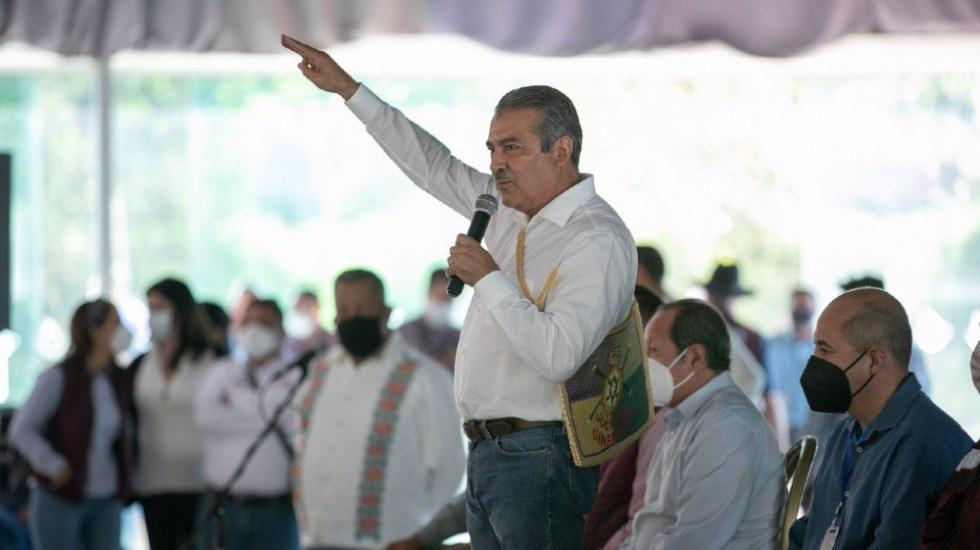 Raúl Morón impugna ante Tribunal Electoral cancelación de registro - Raul Morón
