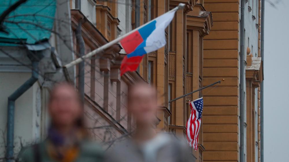 Rusia y Estados Unidos enfrentados de nuevo y sin visos de mejora - Rusia Estados Unidos EEUU