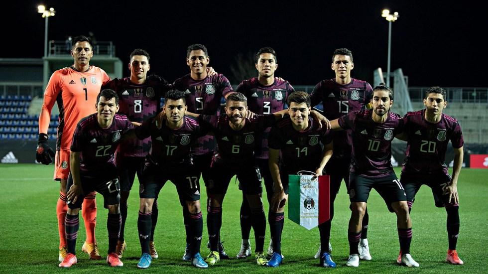 México sale del Top 10 de la clasificación mundial de FIFA - Selección Mexicana de Futbol. Foto de @miseleccionmxEN