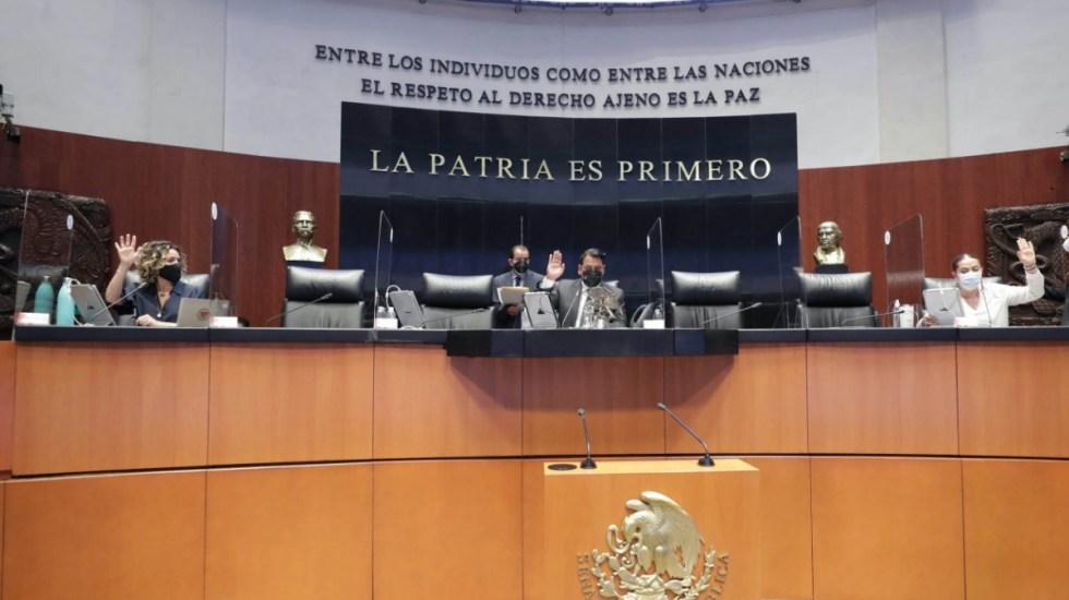 Senado amplía 2 años periodo de Zaldívar como presidente de la SCJN; Judicatura se deslinda - Senado de la República México Sesión