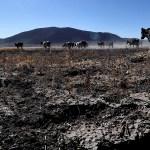 NASA advierte por grave sequía en México