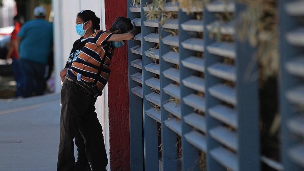 México registró en las últimas 24 horas 498 muertes y 3 mil 708 casos de COVID-19 - Situación del COVID-19 en México. Foto de EFE