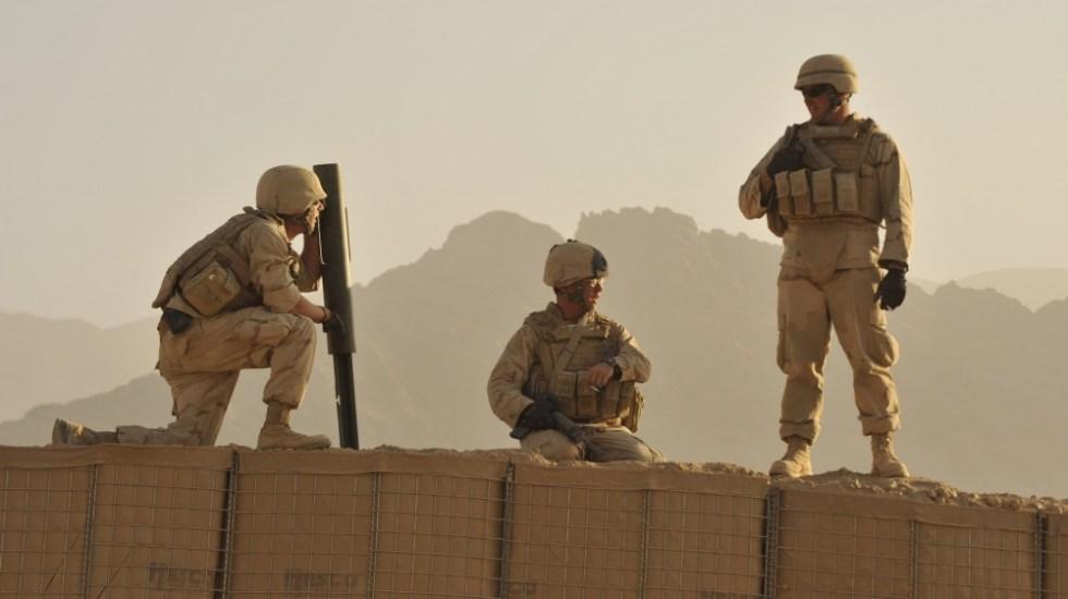 """Salida de EE.UU. deja al país en """"territorio desconocido"""": Gobierno afgano - salida soldados tropas EE.UU. Afganistan"""