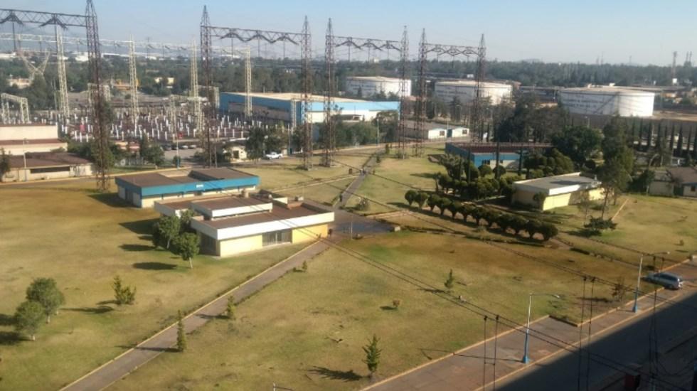 Termoeléctrica en Tula opera al 40 % de capacidad y con reducción de combustóleo - Termoeléctrica Tula Hidalgo
