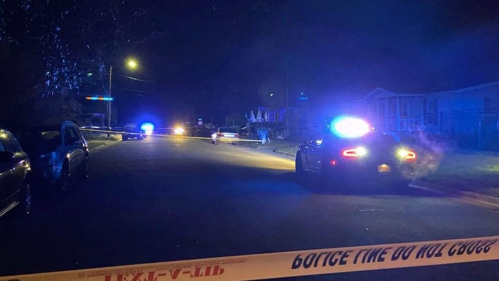 Al menos tres muertos y cuatro heridos en tiroteo en Wilmington, Carolina del Norte - Tiroteo en Wilmington. Foto de WECT